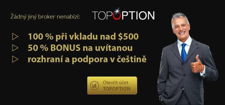 Obchodujte s Topoption